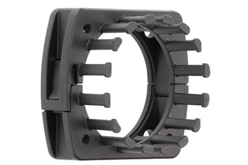 triflex R light mounting bracket with long strain relief