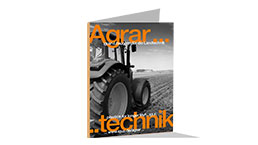 Brochure machines agricoles