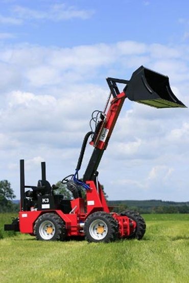 Telescopic loader