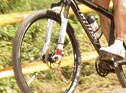 Suspension fork